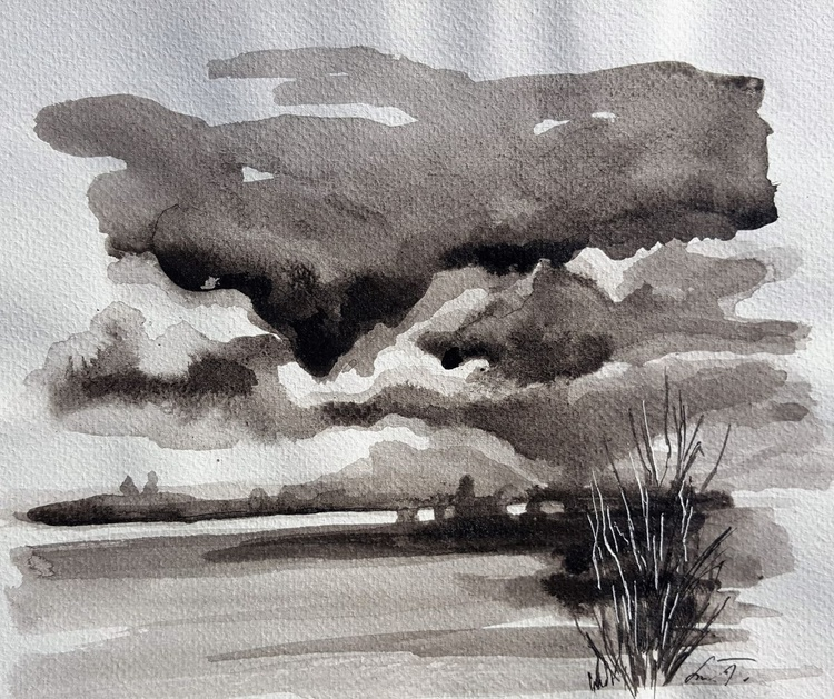 Horizon and clouds - Image 0