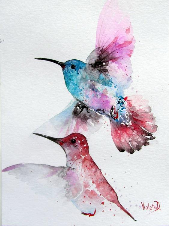 Hummingbirds 1 - Image 0