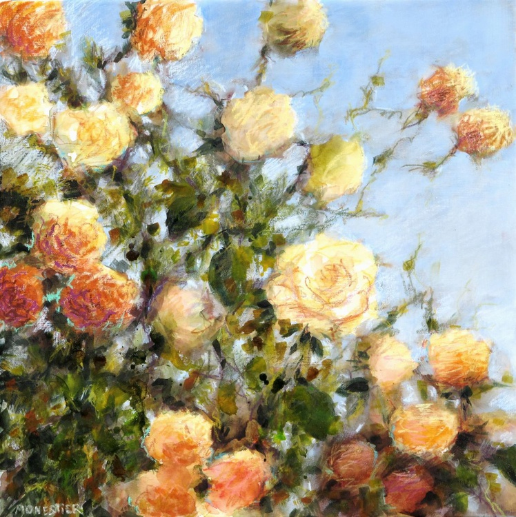 Yellow roses - Image 0