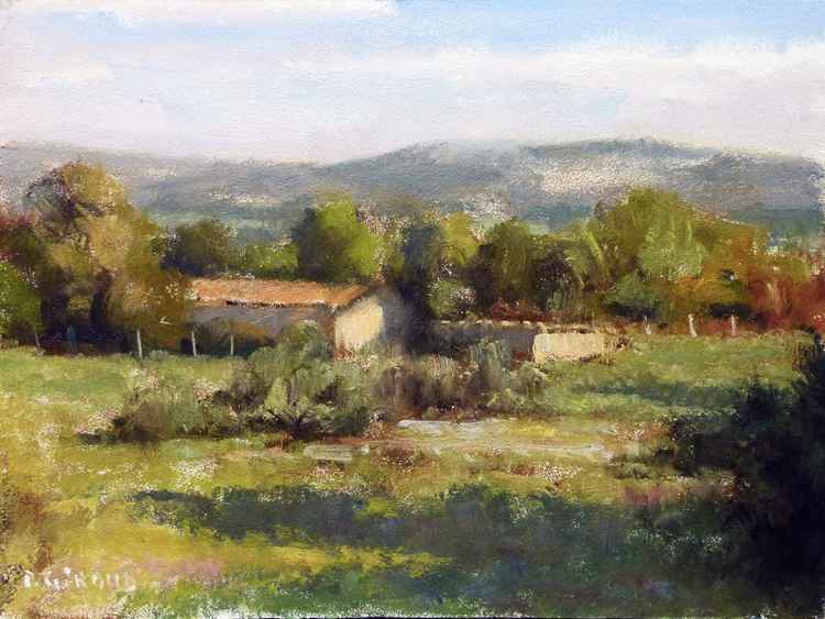 Farmhouse near Sisteron