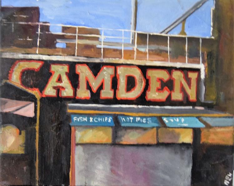 Camden Market, Bridge - Image 0