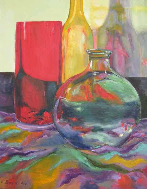 Symphony of Vases -