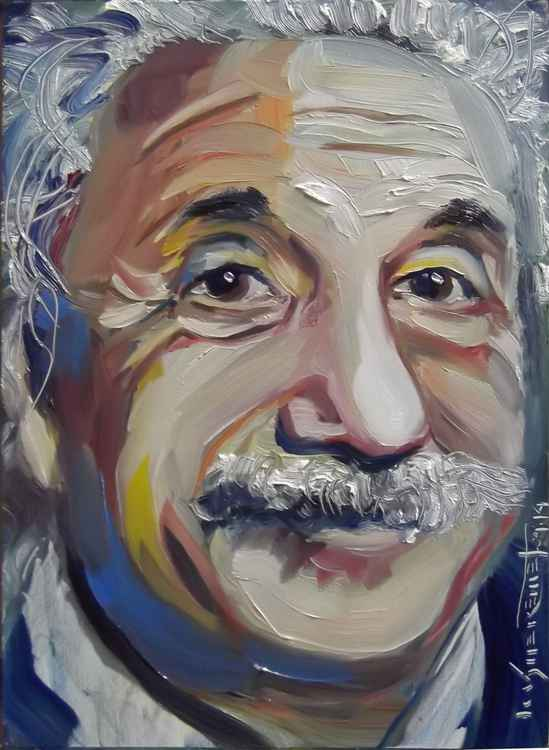 Einstein - Face Metamorphosis -