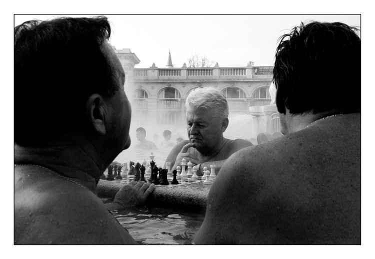 Budapest's baths -