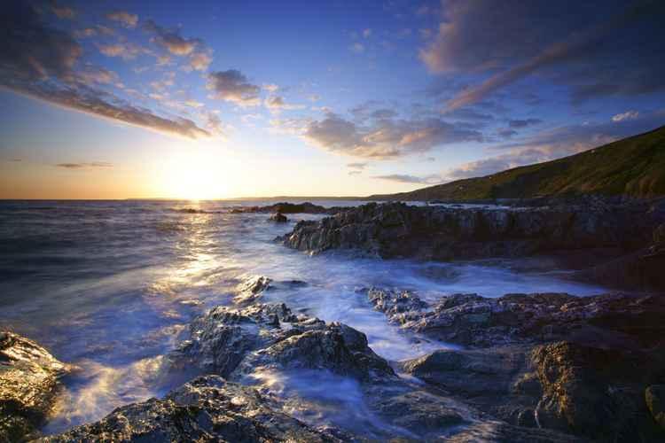 Rocky Shore -