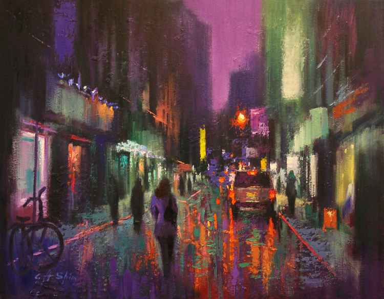 Purple City Purple Twilight -