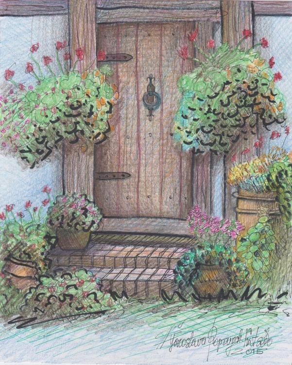sketch door - Image 0