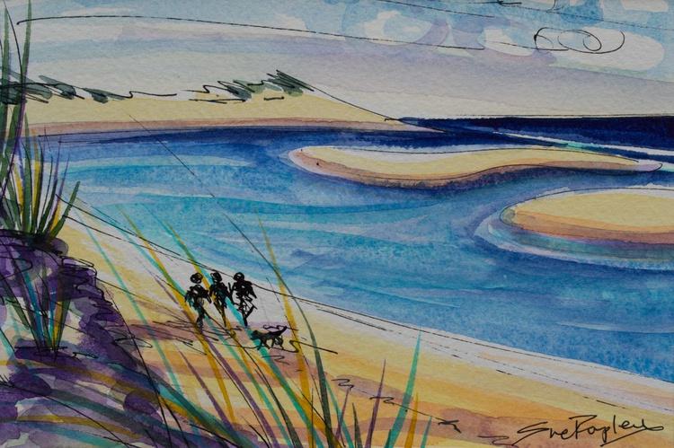 Coastal Walkers - Image 0