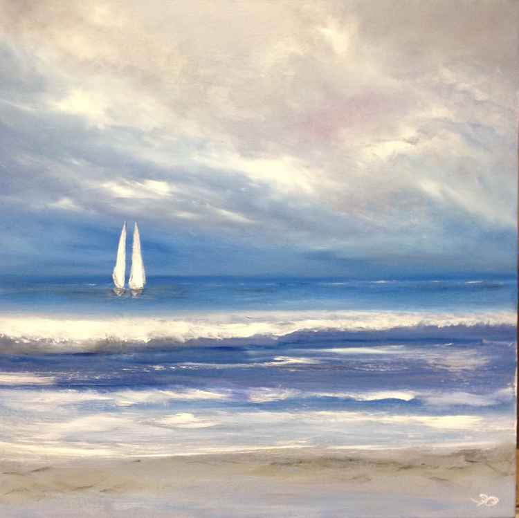 Sailing in the storm -