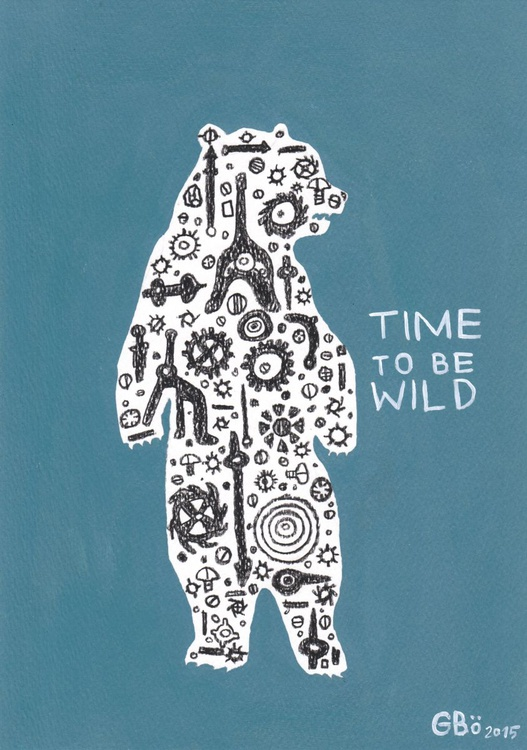 Time to be Wild - Image 0
