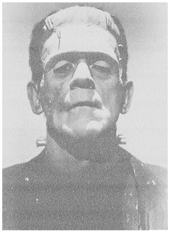 Frankenstein. -