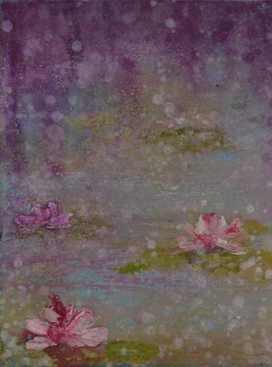 water lilies 3 - Image 0