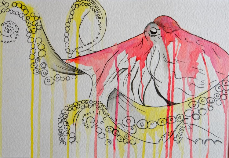 Escaping Octopus - Image 0
