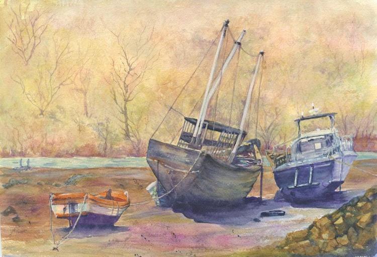 Estuary boats - Image 0