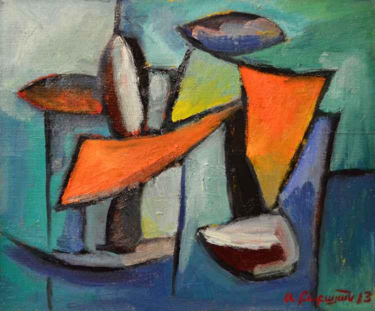 Composition #14 -