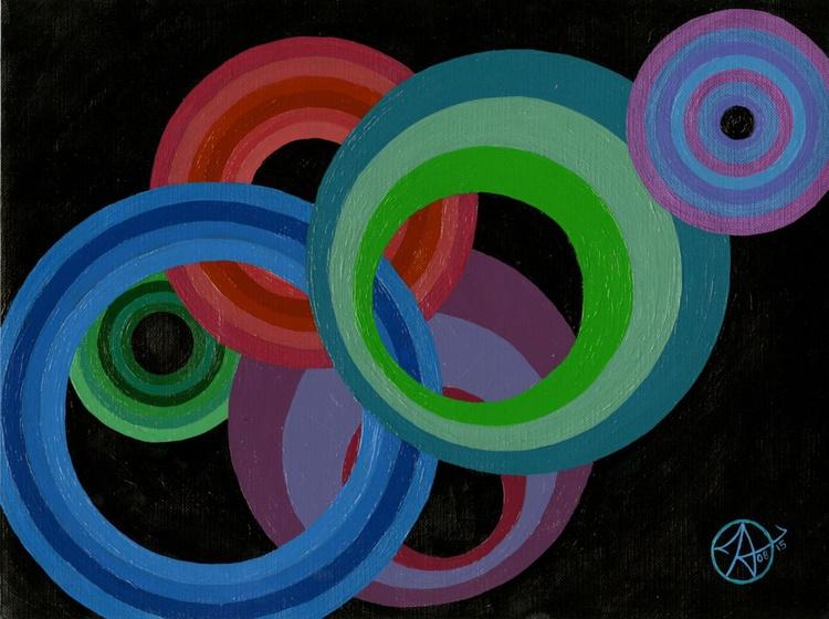 In Circles Again #1 - Image 0