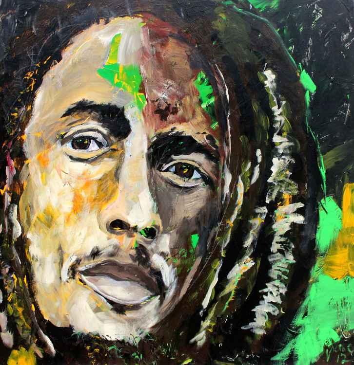 Bob Marley, Icon -