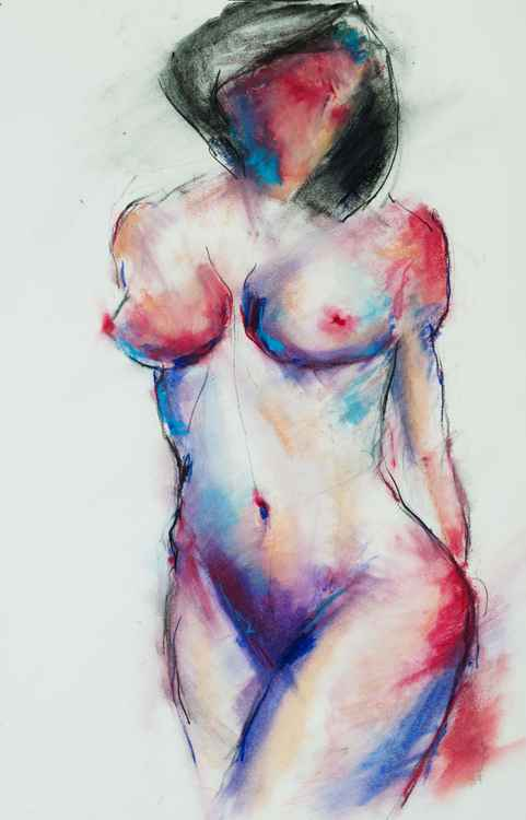 Nude Body №3 -