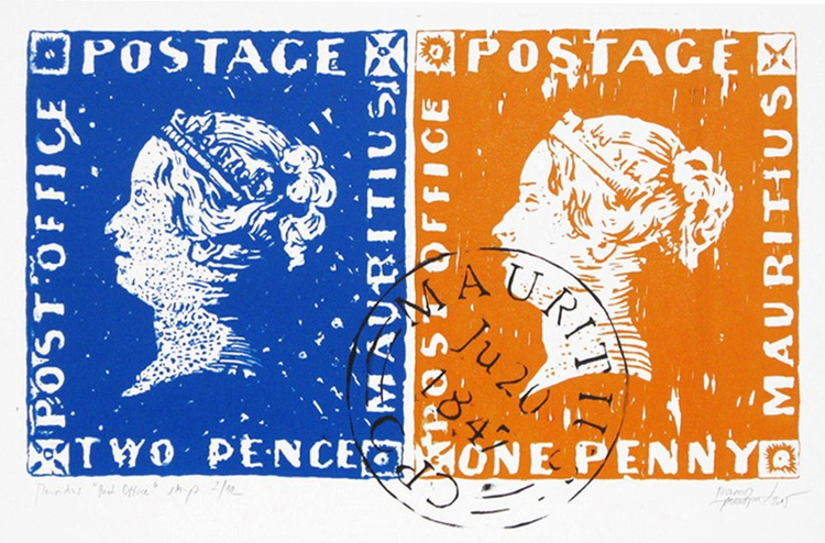 Mauritius Post Office stamps - Image 0