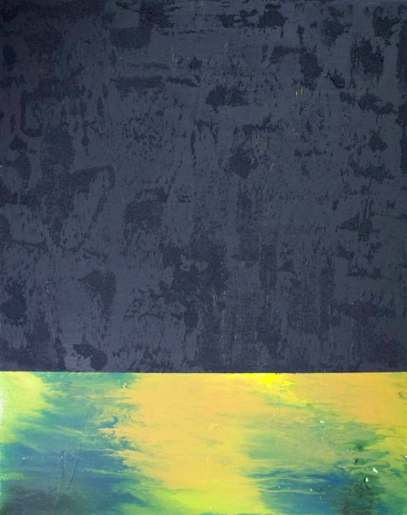 Diptych Abstract art - Image 0