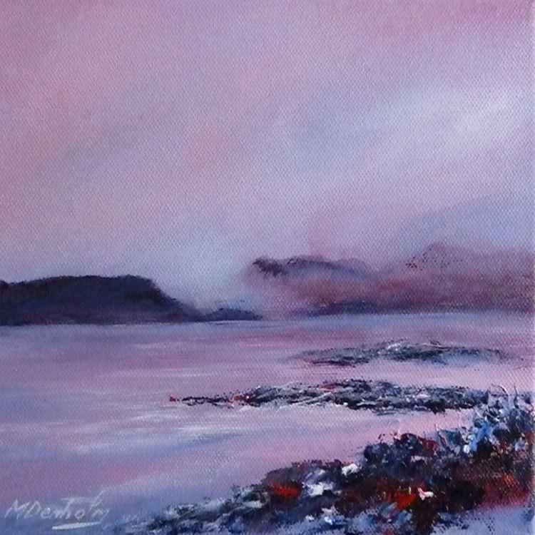 Small Isles Twilight Haze
