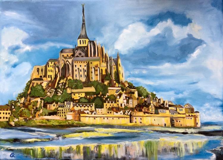 Le Mont Saint Michel - Image 0