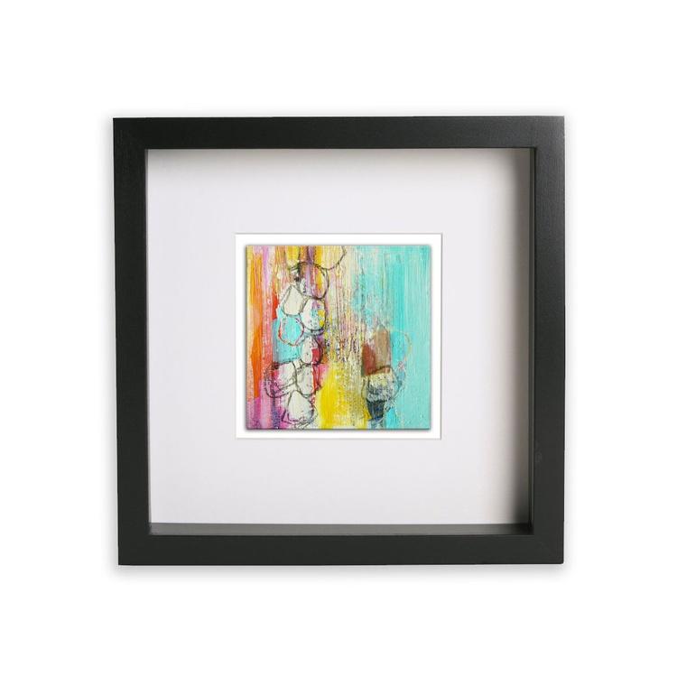 mini abstract #117 - Image 0