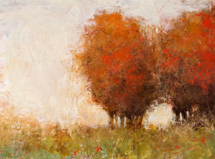 Red Trees - Image 0