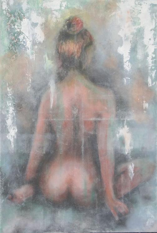 femme (120 x 80 cm) - Image 0
