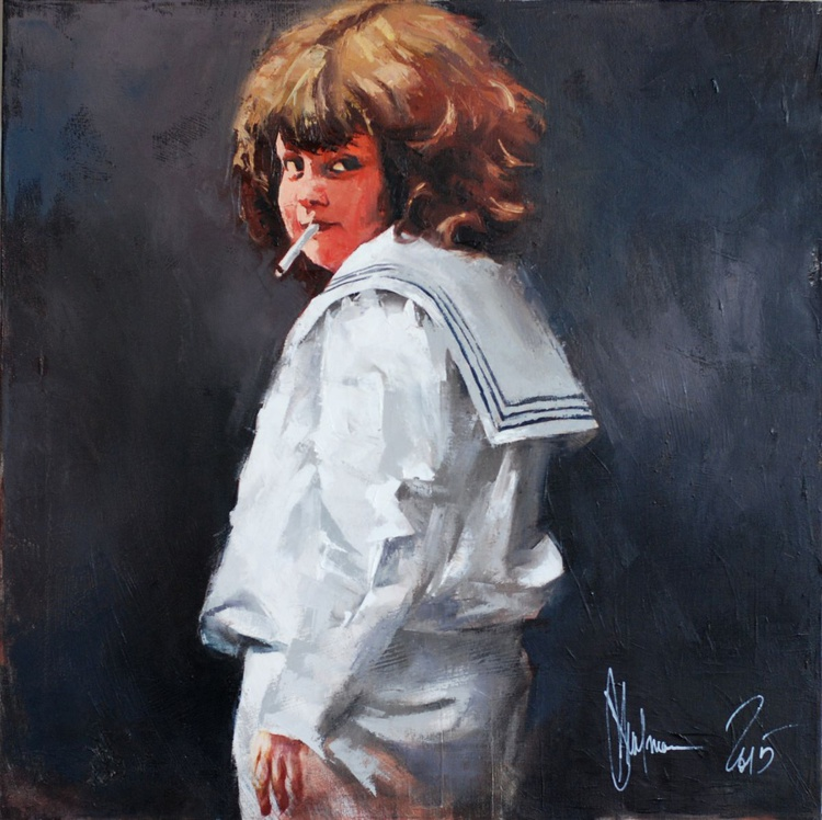 Portret of Michal - Image 0