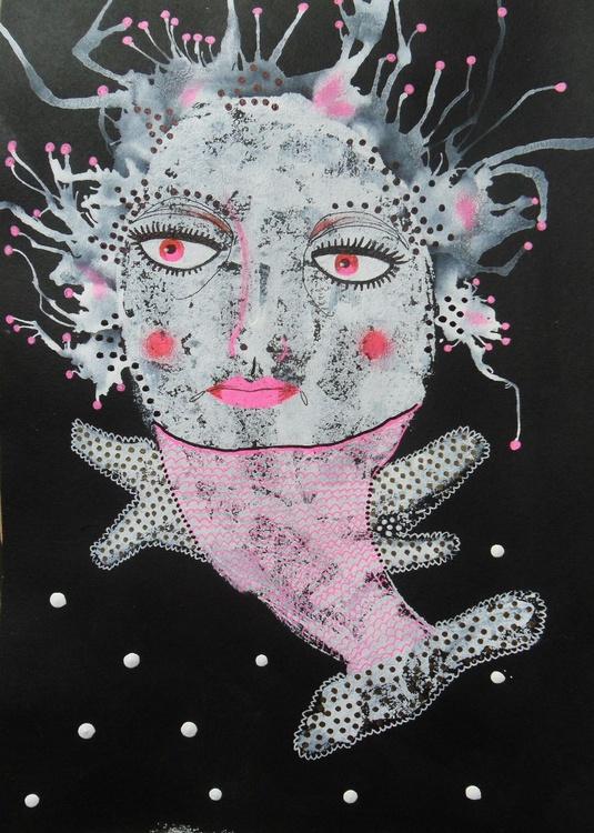 Pink Eye Fish - Image 0