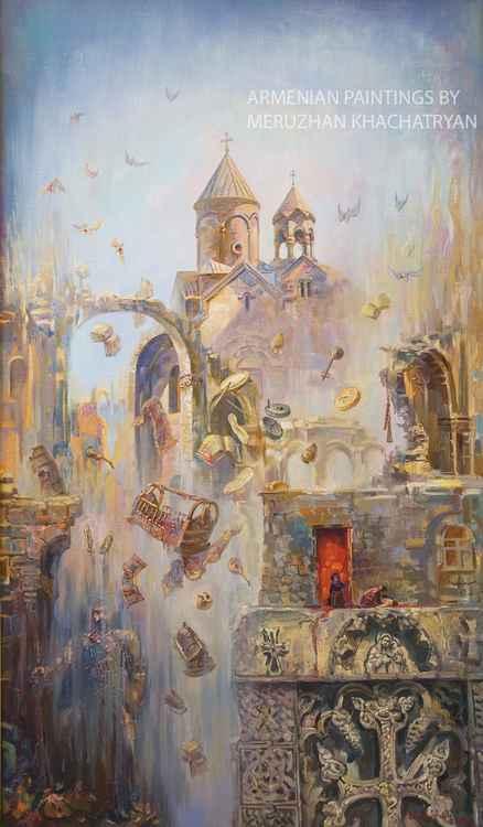 Armenian Genicide (triptych part 2)