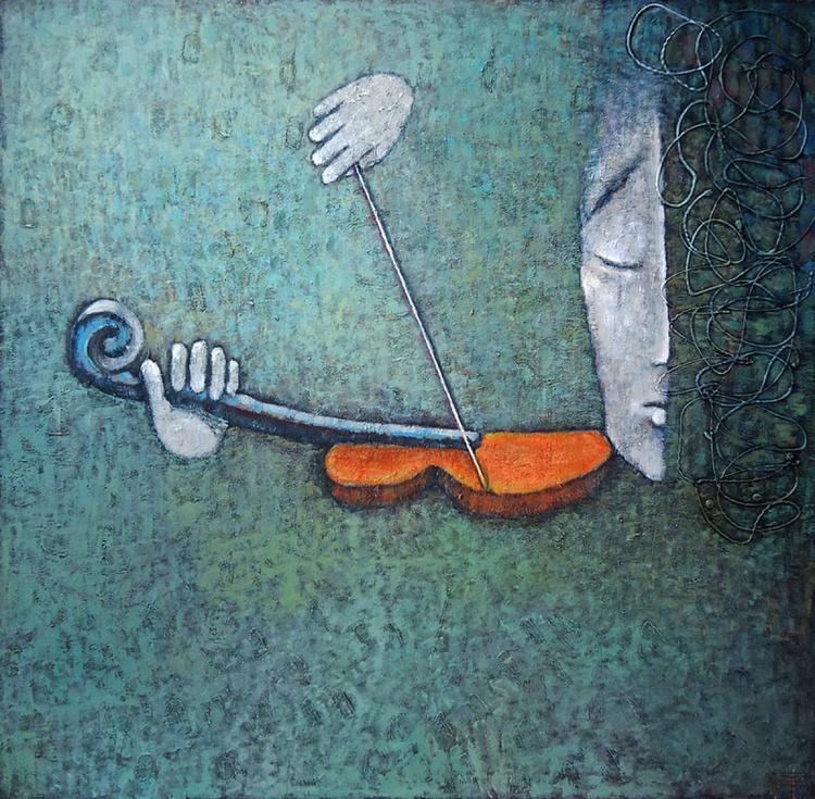 Stringless Violin - Image 0