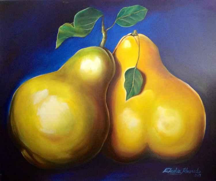Pears Erotica -