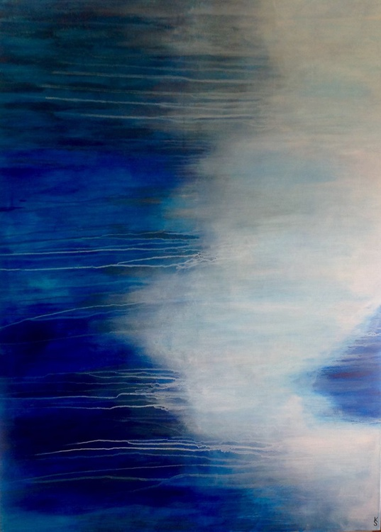 Billabong (extra large, huge, abstract) - Image 0