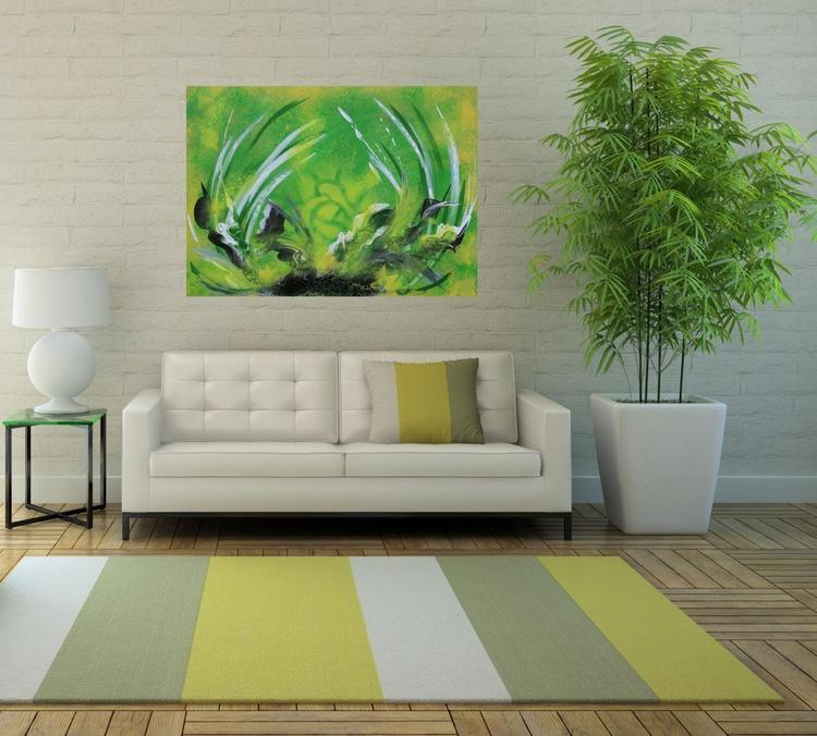 Deep Sea Green - Image 0
