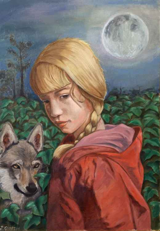 Little Red Riding Hood XXI century -