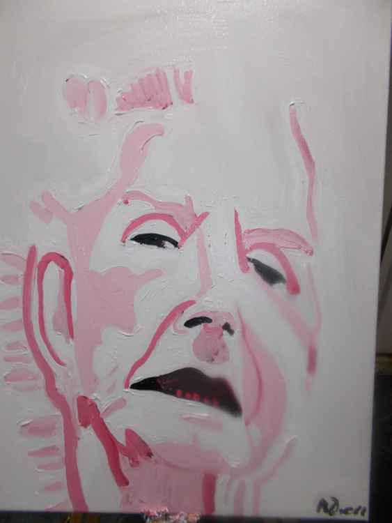Pink face 3