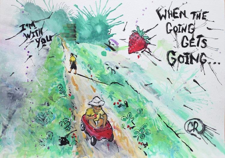 Strawberry Picking - Image 0