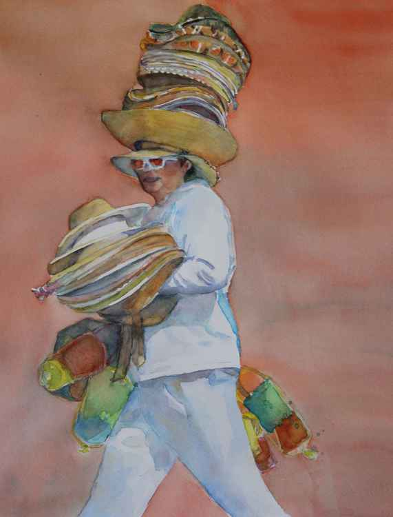 The Hat Seller -