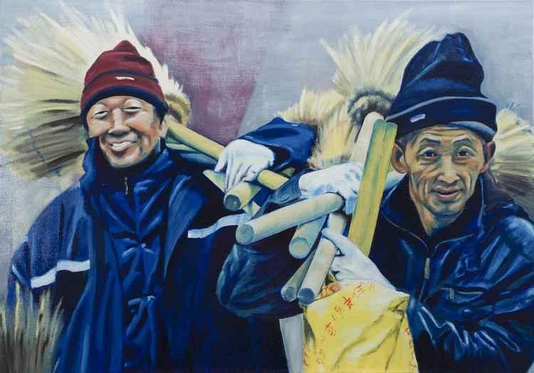 Hengshan Workers -