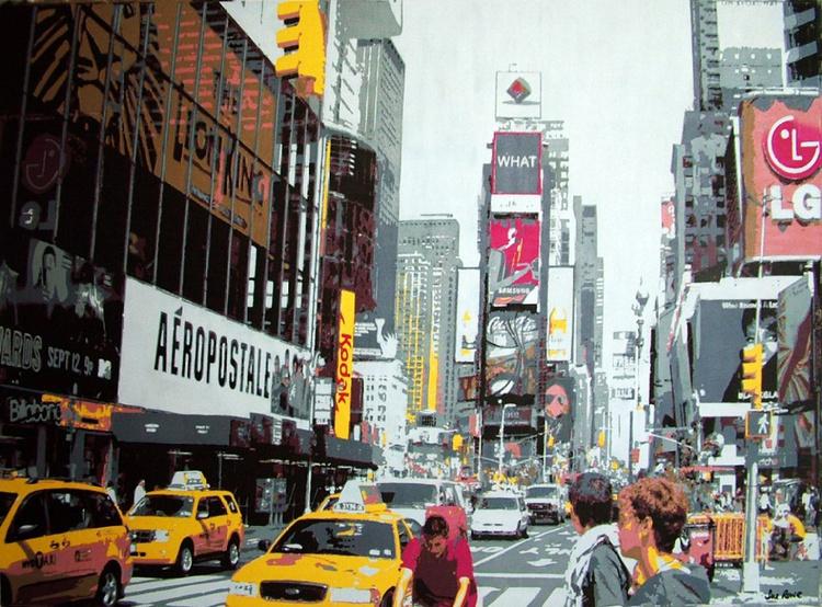Waiting at Crossing, New York - Image 0