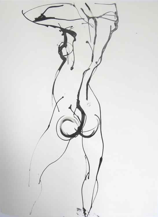 Drawing  # 001 -