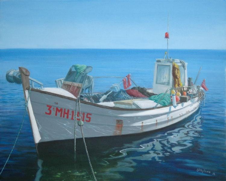 Mahon Boat - Image 0