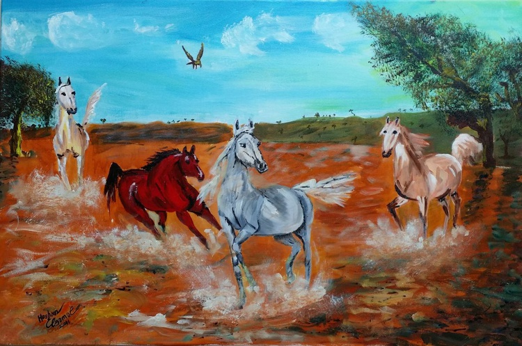 Exotic Horses - Image 0