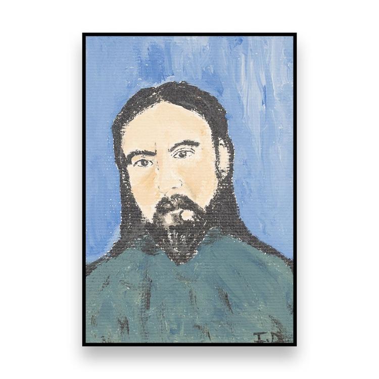 Portrait of Ulugbek Doschanov - Image 0