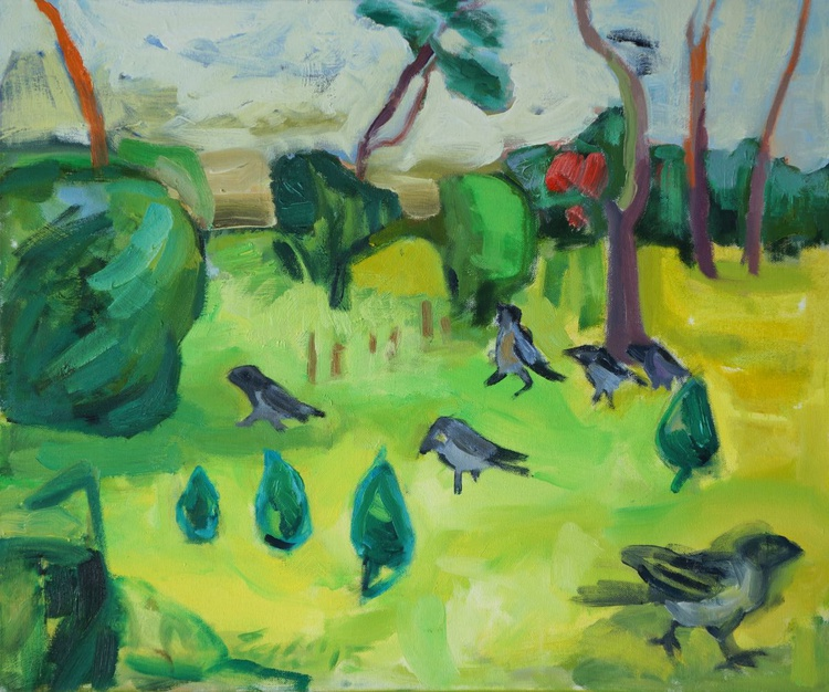 Crows summer - Image 0