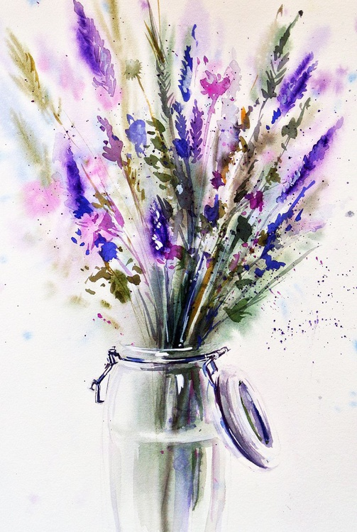 Wildflowers Bouquet - Image 0