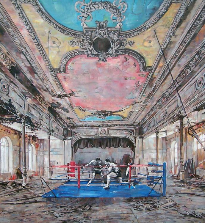 Boxing match - Image 0
