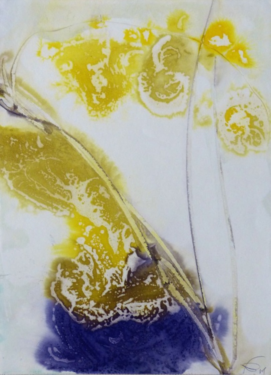 Ink on Paper #258, 29x41 cm - Image 0